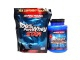 100% Pure Whey Star + Actions Whey Gainer