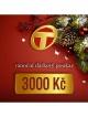 D�rkov� poukaz Fitness-market 1500 K�