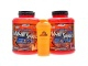 Whey protein 85 4600 g + šejkr Monster bottle