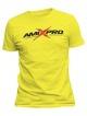 Amix Pro T-shirt triko žluté