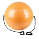 ENERGETIC Gymnastický míč s expand.65cm oranž