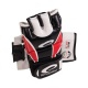 Hiyo rukavice na MMA červené