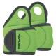 Com Form IV závaží zápěstí 2 x 1kg zelené