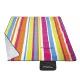 Picnic Rainbow pikniková deka 180 x 210 cm