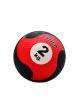 Medicinální míč de luxe 2 kg medicinball