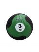 Medicinální míč de luxe 3 kg medicinball