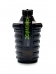 Grenade shaker 600 + 300 ml black