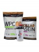 Proteiny den a noc WPC 80 2kg + micellar 900g