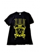 tričko A.M.G. pánské černé
