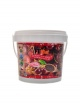 Arašídový krém s višněmi a chia 500 g