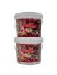 Arašídový krém s višněmi a chia 1000 g
