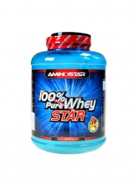 100% Pure Whey star 2000 g