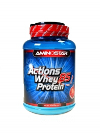 Whey protein Actions 85% 1000 g