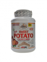 Sweet potato clean carbs 2000 g