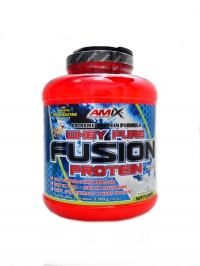 Whey Pro Fusion protein 2300 g natural