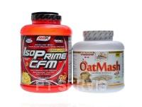 Isoprime CFM 90 2000g + Oat mash 2000 g