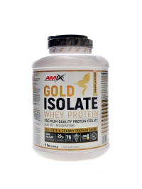 Gold Whey protein isolate 2280g