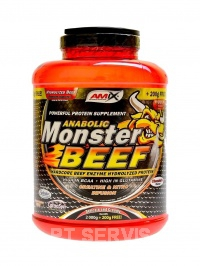 Anabolic Monster beef protein 90% 2200 g