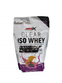 Clear Iso whey 500g doypack