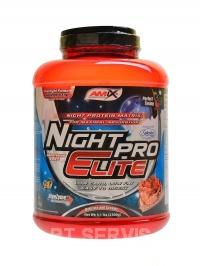 Whey Pro Elite night protein 2300 g