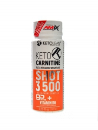 KETO Carnitine 3500 Shot 60ml