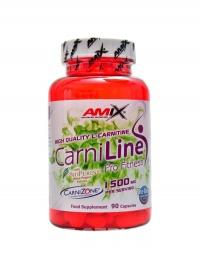 CarniLine bioperine 90 kapslí 1500 mg