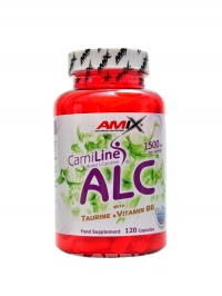 ALC with Taurine a vitamin B6 120 kapslí
