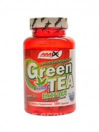 Green Tea extract with vitamin C 100 kapslí