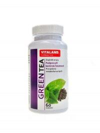 Green tea 60 kapslí