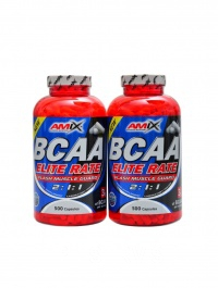 BCAA Elite rate 2 x 500 kapslí
