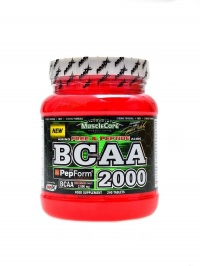 BCAA with pepform 2000 240 tablet
