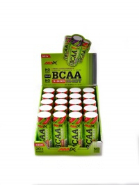 BCAA 3000 shot 2:1:1 20 x 60 ml