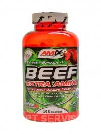 Beef extra amino 198 kapslí