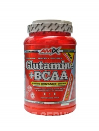 Glutamine + BCAA powder 1000 g