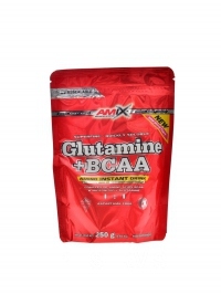 Glutamine + BCAA powder 250 g