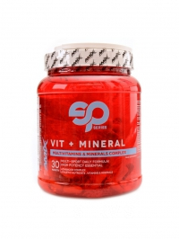 Super Pack vitamin and mineral 30 packet