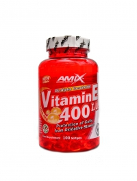 Vitamín E 400 IU 100 softgels