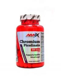 Chromium Picolinate 200mcg 100cps