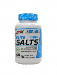 E-lite Salts 120 vege caps