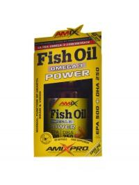 Fish Oil Omega 3 power 500/250mg 60 softgels