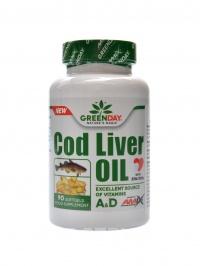 God Liver Oil 90 softgels