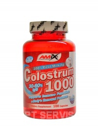 Colostrum 1000 mg 100 kapslí