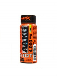 AAKG Shot 4000mg - 60ml Lime