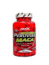Peruvian Maca 750 mg 120 kapslí