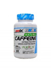 Natural Caffeine PurCaf 60 vege caps