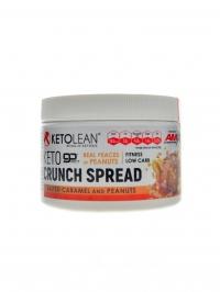 Keto crunch spread 250g salted caramel peanut