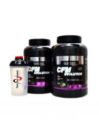 CFM Evolution protein 80 4500g + šejkr