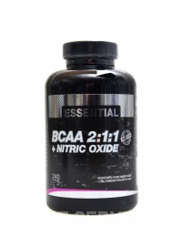 BCAA 2:1:1 + Nitric Oxide 240 tablet