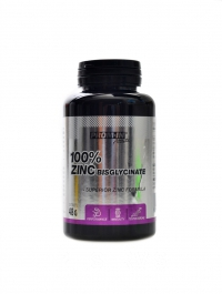 100% zinc bisglycinate 120 tablet
