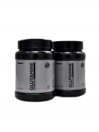 Creatine HPLC 500 g + Glutamine 500 g